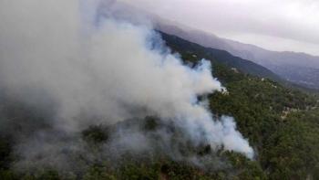 حريق أنطاليا