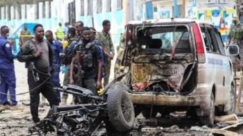 تفجير في الصومال