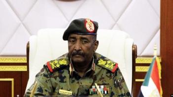 رئيس مجلس السيادة السوداني