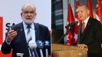 تمل كرم الله أوغلو وأردوغان