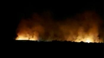 حريق هاتاي