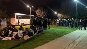 احتجاجات الطلاب