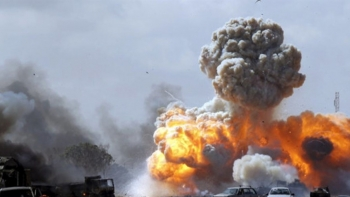 انفجار كابول