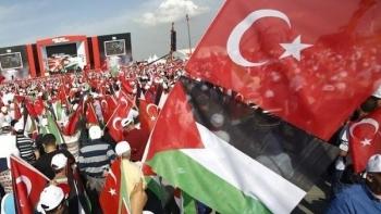 فلسطين تركيا