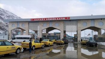 معبر كابيكوي الحدودي بين تركيا وإيران