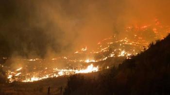 حريق موغلا