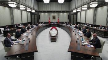 مجلس الوزراء التركي