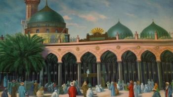 المسجد النبوي في العصر العثماني