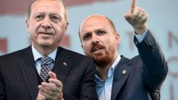 أردوغان وبلال أردوغان