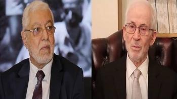 إبراهيم منير ومحمود حسين