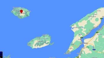 جزر بحر إيجة