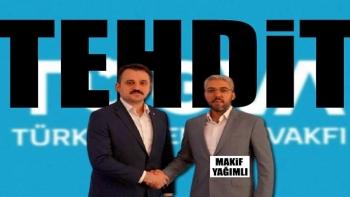 ماكيف ياغملي ورئيس توجفا