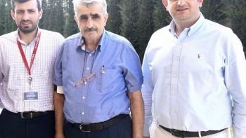 والد صهر أردوغان