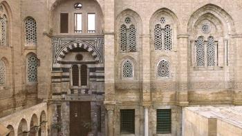 مجموعة المنصور قلاوون - القاهرة