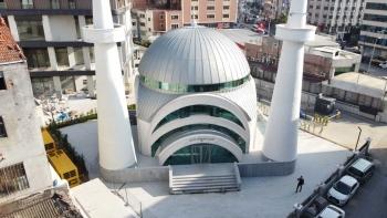 مسجد عثمان غازي باشا قبل الهدم