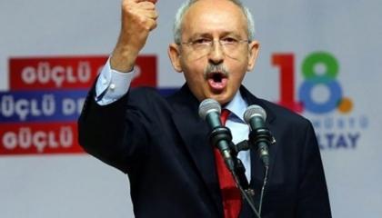 بالفيديو.. زعيم المعارضة التركية يسخر من أردوغان في البرلمان