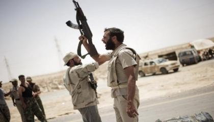 بالفيديو: أتراك يقودون هجمات إرهابية على الجيش الليبي بطرابلس