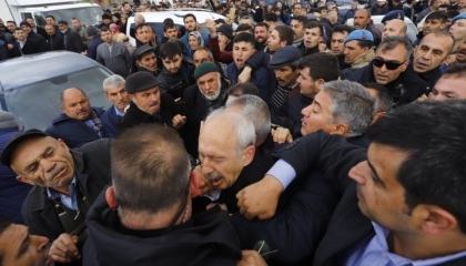 منفذو الاعتداء على زعيم المعارضة التركي يعترفون: ننتمي إلى تنظيم داعش