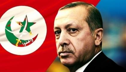 «خان يخون إخوان».. الجماعة الإرهابية تؤيد الاحتلال التركي لسوريا