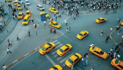 نار أسعار البنزين في تركيا تُزيد تعريفات سيارات الأجرة