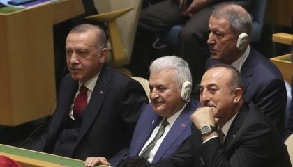 صديق نائب أردوغان يفوز بمناقصة لتشغيل سفينة التنقيب «أوروتش رئيس»