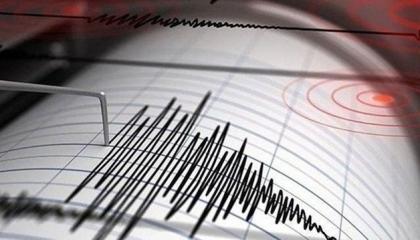 زلزال بقوة 5 ريختر يضرب السواحل التركية على المتوسط