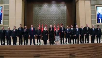 كواليس التعديل الوزاري بتركيا.. تغيير 3 وزراء واستمرار «الداخلية والدفاع»