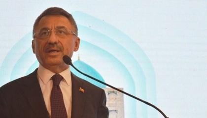 الرئاسة التركية: تضرر 473 مبنى جراء زلزال إسطنبول