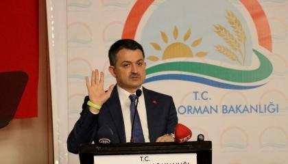 وزير الزراعة التركي عن أهالي ريزا المنكوبة: عليهم إيجاد طرق لحماية أنفسهم