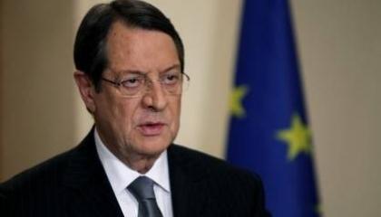 رئيس قبرص يدافع عن ثروات بلاده: سنواصل التنقيب عن الغاز رغم تهديدات تركيا