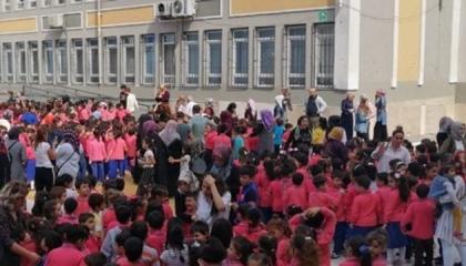 الاثنين عطلة في 29 مدرسة باسطنبول لفحصها من أثر الزلزال