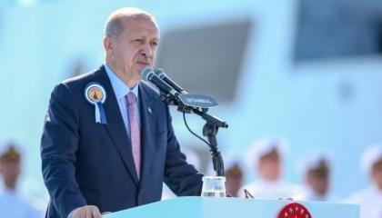 أردوغان: تركيا ستصنع طائرات حربية محلية قريبًا