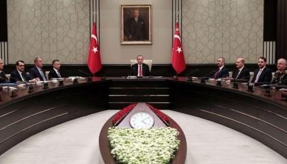 مجلس الأمن التركي يعلن استمرار علمياته العسكرية في سوريا