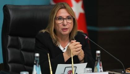 وزيرة التجارة التركية: غلاء أغذية الأطفال بسبب انهيار الليرة