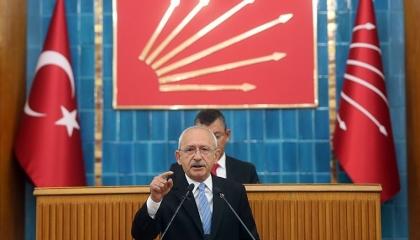 بالفيديو.. زعيم المعارضة التركية: احموا تركيا من عدوان أردوغان على سوريا