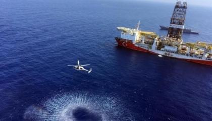 تركيا تبدأ عمليات التنقيب غير الشرعية عن الغاز قبالة قبرص رغم تحذير أوروبا
