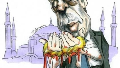 كاريكاتير أردوغان