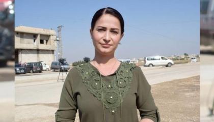 العدوان التركي يغتال أمينة حزب «سوريا المستقبل» شمال البلاد
