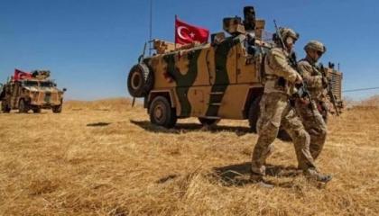جيش الاحتلال التركي يواصل عملياته العسكرية بسوريا