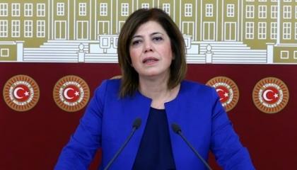 فيديو.. نائبة بالبرلمان التركي: أردوغان يقتل أهالينا الأكراد في سوريا