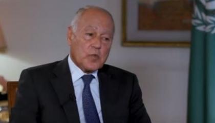بالفيديو.. أبو الغيط: تركيا مسؤولة عن الإرهابيين بسوريا والخلافة لن تعود