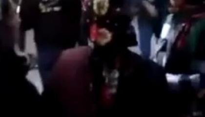 بالفيديو.. طائرة تركية تقصف ملجأ مدنيًا طبيًا وسقوط عشرات الضحايا