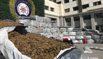 الشرطة التركية تضبط 72 كيلو من الكوكايين في أنقرة