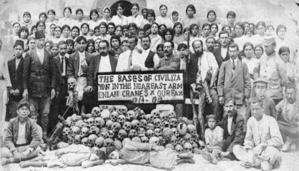 في ذكرى مذبحة الأرمن..  هل يفي بايدن بوعده ويعترف بالإبادة؟