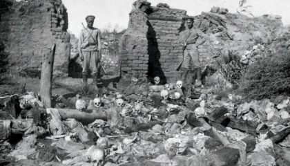 الرئاسة التركية: اعتراف أمريكا بإبادة العثمانيين للأرمن «أمر مشين»