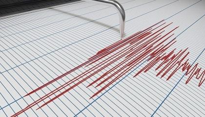 زلزال بقوة 3.0 ريختر يضرب قاش بساحل البحر المتوسط