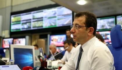 بالفيديو.. أكرم إمام أوغلو يطالب بفرض حظر التجوال في إسطنبول