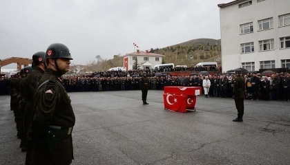 مقتل وإصابة 7 جنود أتراك في انفجار لغم  شمال سوريا