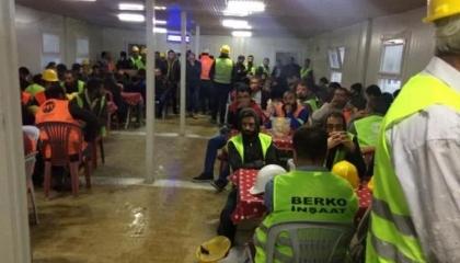 300 عامل يستقيلون بسبب استمرار «جرائم العمل» في مطار إسطنبول