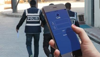 أردوغان يواصل مطاردة «بايلوك».. اعتقال 12 تركيًا بتهمة استخدام تطبيق «شات»
